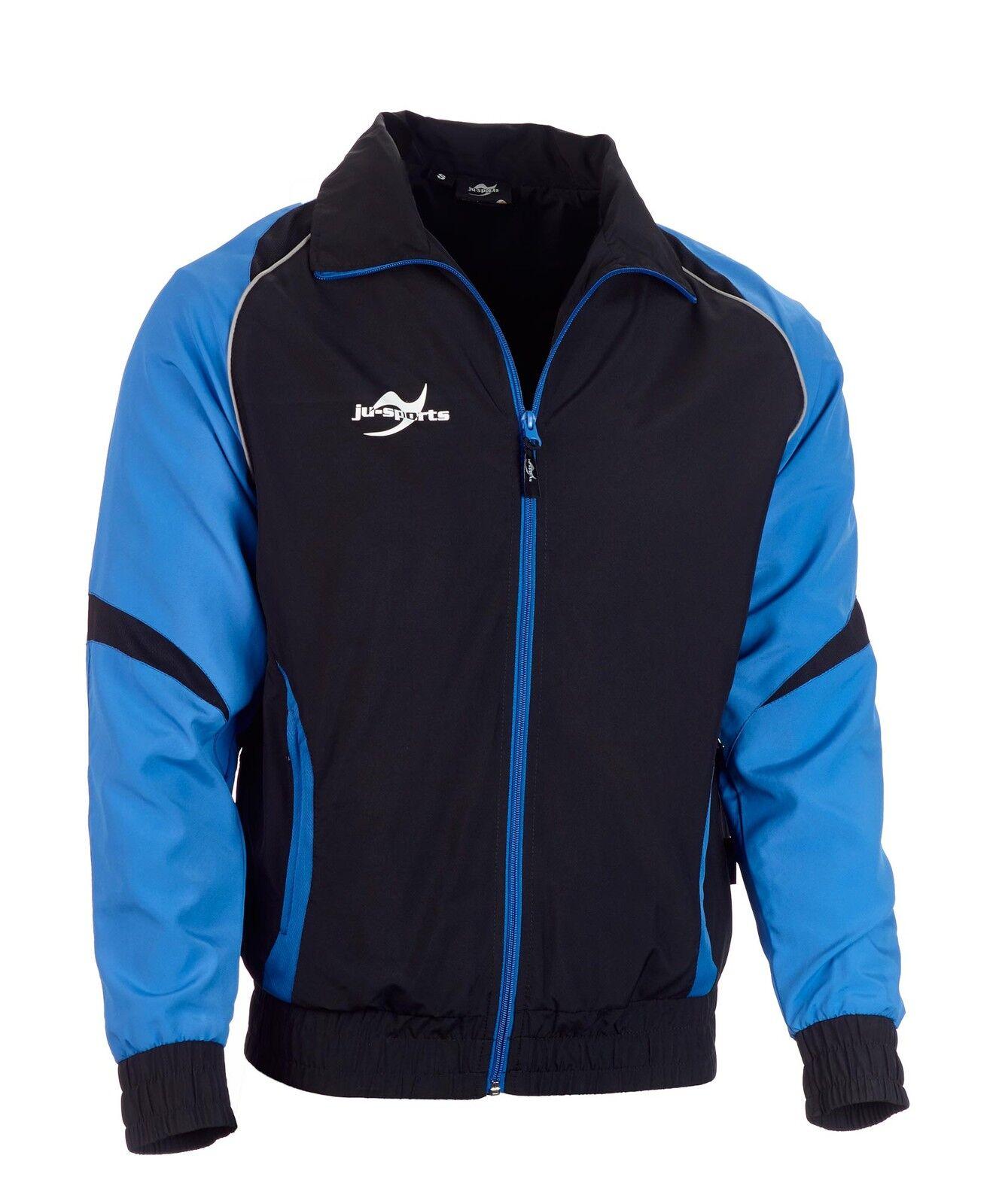 Ju-Deportes Teamwear elemento c2 chaqueta negro azul equipo chaqueta Wear
