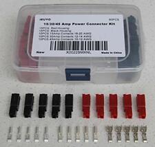 60 Pcs 153045 Amp Anderson Powerpole Connectors Assortment Kit Quick Disconnec
