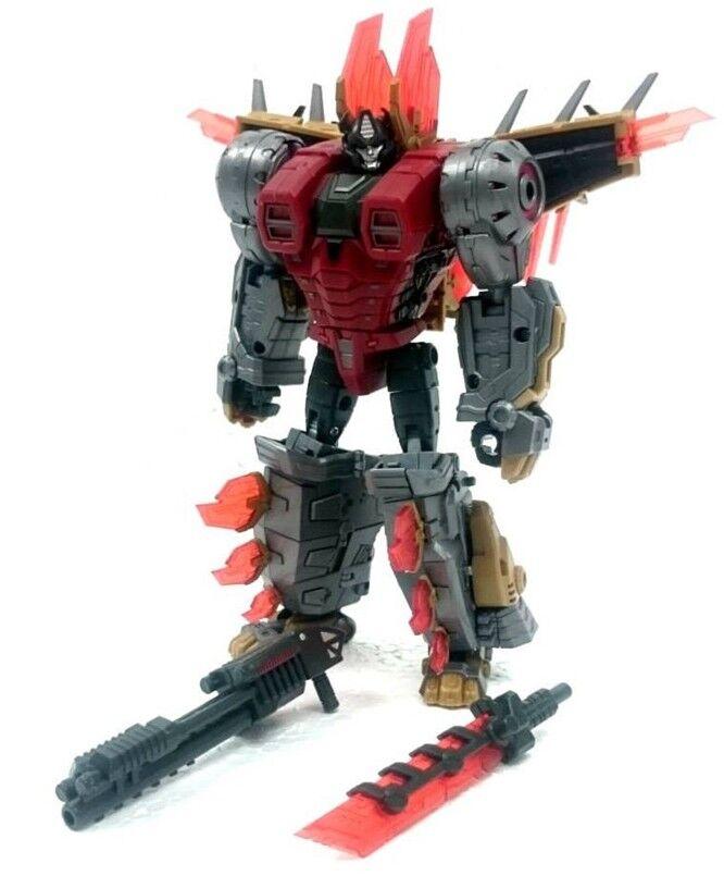 Nuevos Transformers Planeta X PX-04 Dinobot SNARL FIGURA DE ACCIÓN Summanus En Stock