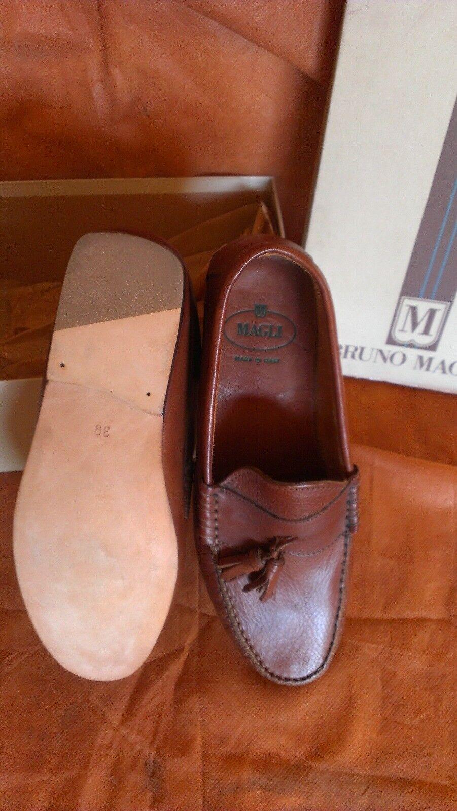scarpe uomo 39 Bruno Magli  tg 39 uomo mocassino 883bca