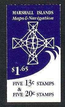 Analytisch Marshall Inseln Michelnummer 5 X 9/10 D Gestempelt Phantasie Farben Briefmarken