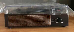 Wockoder-Retro-Schallplattenspieler-Plattenspieler-Bluetooth-Vinyl-Player-eingebauter-Stereo