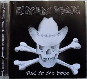 Rhythm-Train-Bad-to-the-Bone-CD-Hillbilly-Rockabilly-Country