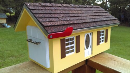 Weatherproof Custom and Personalized Mailbox,Matching your House Made to Order