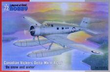 II// III RCAF SH72351 SPECIAL HOBBY 1:72 SB2Delta Mk