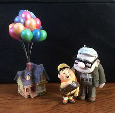 "Disney/Pixar ""UP"" Ornaments-Lot of 2"