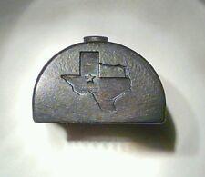 TEXAS, Engraved Subdued on Slug Plug, Fits Gen 1-3 for 17,19,20,21,22,23,24
