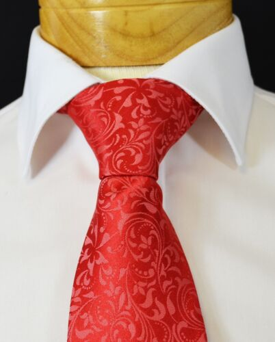 Extra Long Tango Red Vines Men/'s Tie