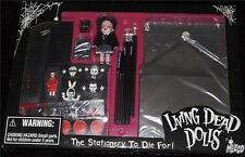 Living Dead Dolls Stationery to Die for Set Sadie Mini Mezco Limited 2002