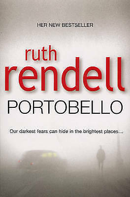"""AS NEW"" Portobello, Rendell, Ruth, Book"