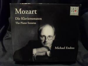 Wolfgang-A-Mozart-Die-Klaviersonaten-Michael-Endres