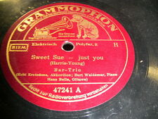 1/2 Bar Trio - Sweet Sue - just you -- St Louis Blues