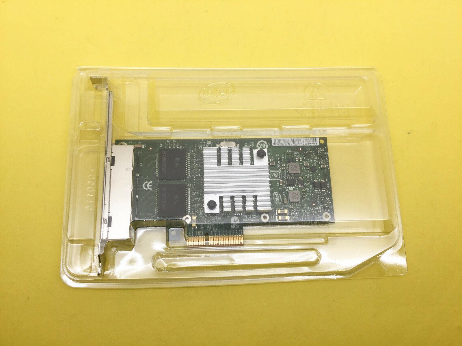 IBM 49Y4242 49Y4241 Intel I340-T4 Quad Port Ethernet GB PCI Network Adapter
