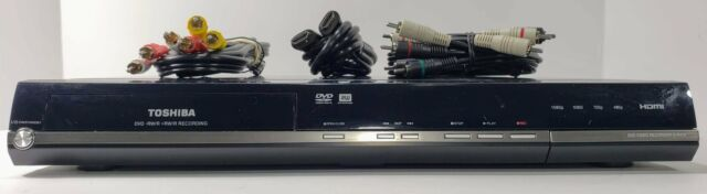 Toshiba D-R410 DVD Recorder Disc Player