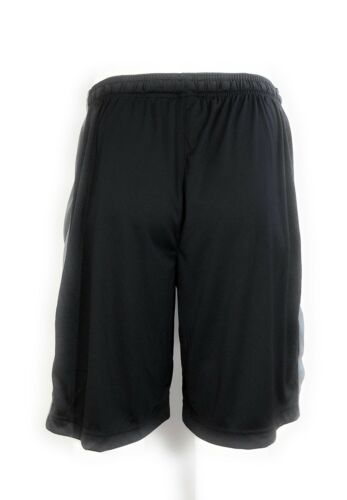 "Xersion Men/'s Basketball Shorts Inseam 10/"" Color Black Grey S-M-L-XL-2XL NWT."