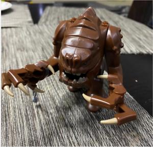 Rancor-Brown-13cm-Star-War-Wildlife-Lego-Monster-MOC-Toys-Children