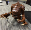 Rancor-Brown-13cm-Star-War-Wildlife-Lego-Monster-MOC-Toys-Children miniature 1