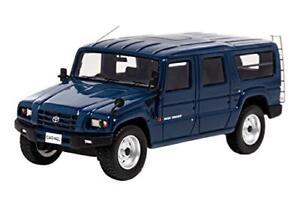 Carnel 1/43 Toyota Mega Cruiser 1996 bleu foncé CN439603 avec suivi NEUF