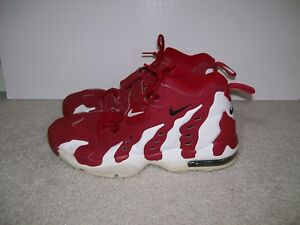size 40 974c8 e0ec3 Details about SZ13 Nike Air DT Max 96 Red 316408-600 Air Diamond Turf II  Griffey Max 1 Uptempo