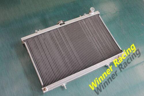 Fit NISSAN SKYLINE HC//HN//BN R32 GT-R RB20//RB26 S13//S14//S15 SWAP Alloy Radiator