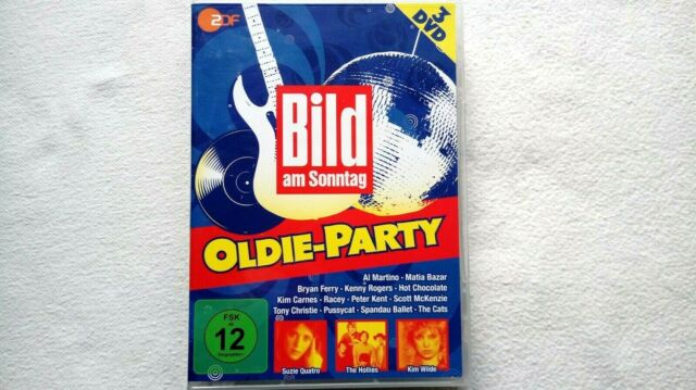 Bild Am Sonntag: Oldie-Party - 3 DVD-Set