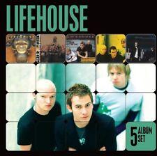 Lifehouse - 5 Album Set [New CD] Australia - Import