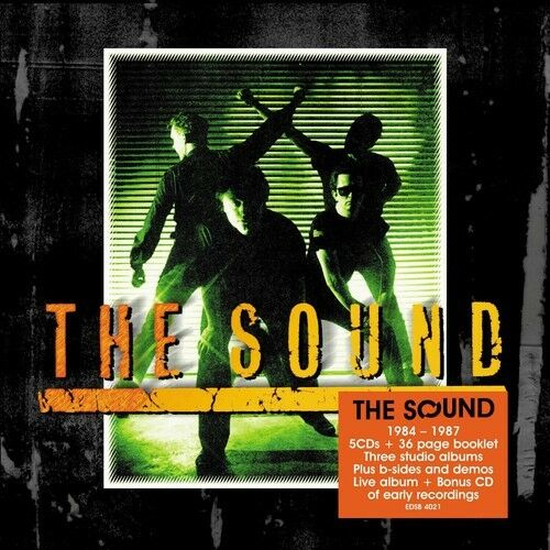The Sound - Shock of Daylight / Heads & Hearts [New CD] UK - Import