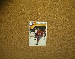 1978-79-Topps-Hockey-90-Guy-Lafleur-Montreal-Canadiens-AS1