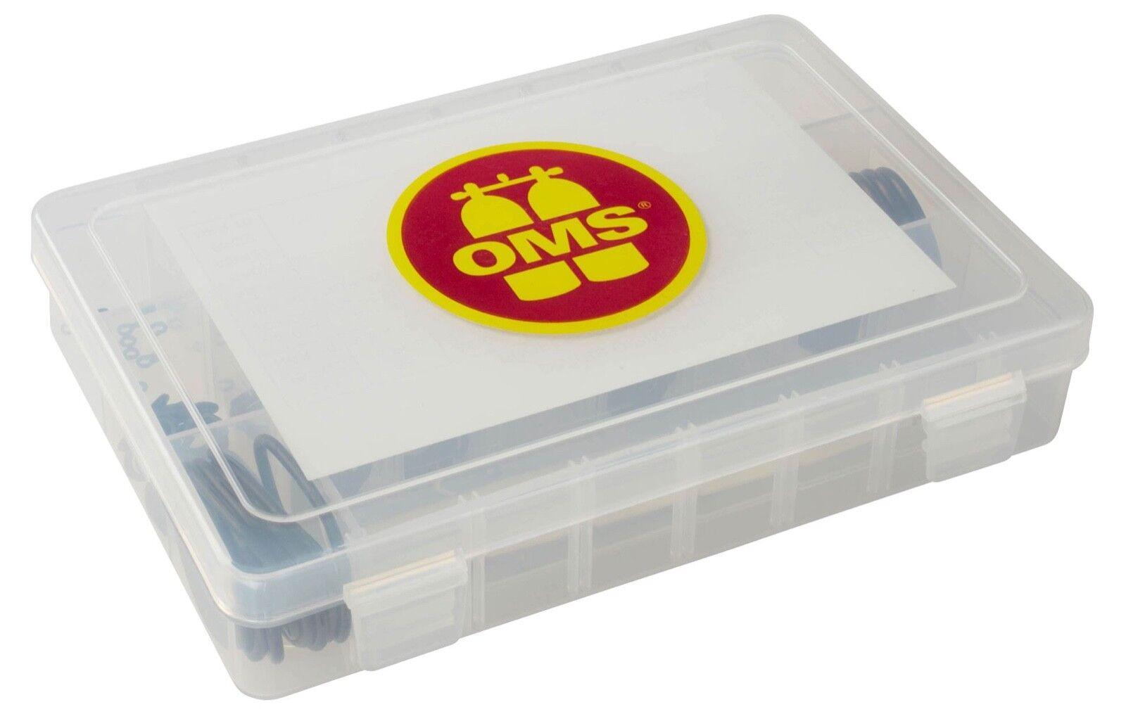 TAUCHFIEBER OMS O-Ring Set für Atemregler, Atemregler, Atemregler, Tauchausrüstung, usw. 7e1eca