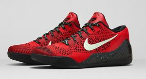 a9aa24dc4e91 Nike Kobe 9 Elite Low University Red Size 10. 639045-600 jordan ...