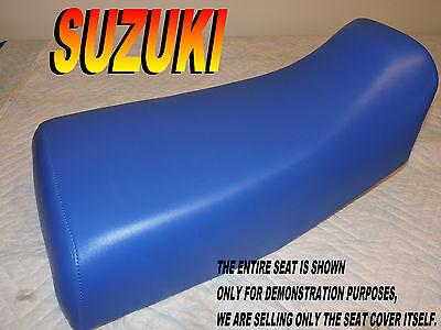 Suzuki LTF300 LTF250 New seat cover 1987-98 LTF 250 300  King quad 4X4 BLK 882B