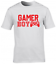 miniature 13 - GAMER BOY Kids Gamer T-Shirt Boys Gaming Tee Top