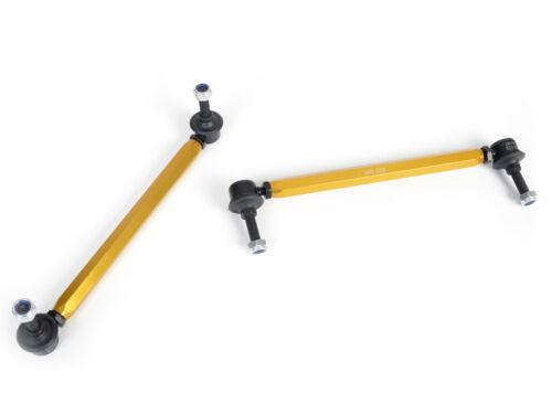 Ford Focus RS Mk3 LZ Whiteline Adjustable Front Sway Roll Bar Drop Link Kit