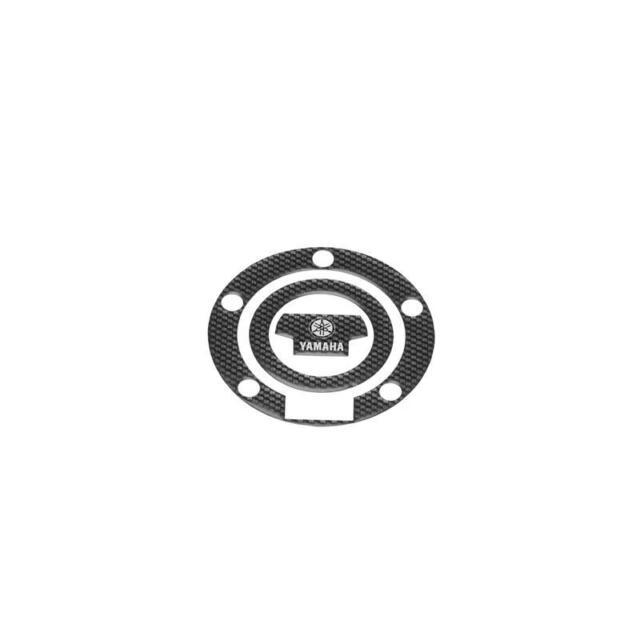 Protección Tapón Depósito Yamaha YZF R6 2017 2018 Carbon Look