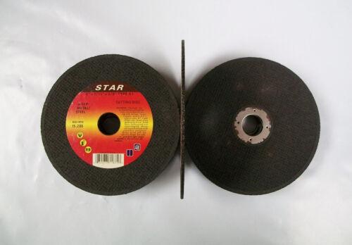 "4/"" X 1//16/"" X 5//8/"" Type 1 41 Metal Cut Off Wheels 50pc"