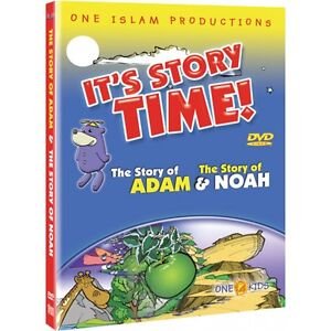 It-039-s-Story-Time-with-Zaky-The-Story-of-Adam-and-Noah-DVD