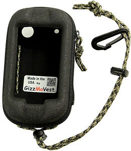 COVER-CASE-for-Garmin-Montana-680-650-610-600-Made-in-the-USA-GizzMoVest-Black