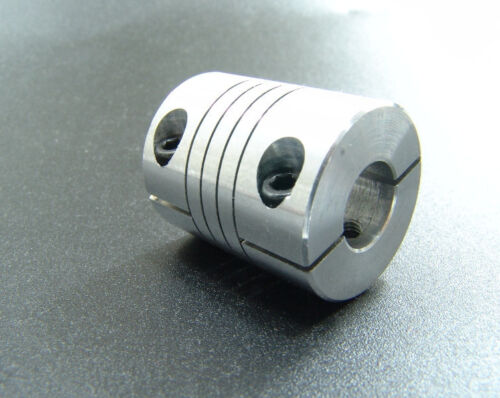 11 mm x 12 mm Aluminum Flexible Shaft Clamp Coupler Coupling Linear Motion 11x12
