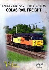 Delivering The Goods: Colas Rail Freight  (Railway DVD)