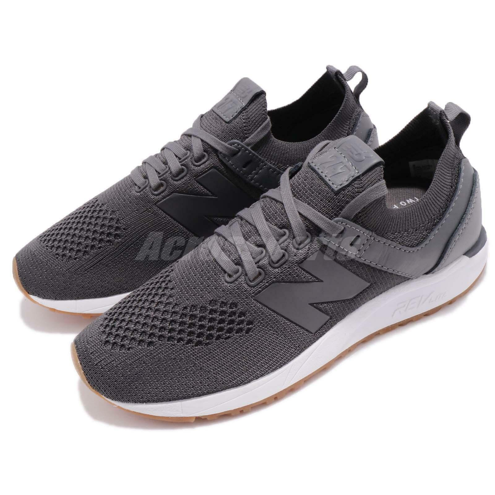 New Balance WRL247SY B 247 Grey White Gum Women Running shoes Sneakers WRL247SYB