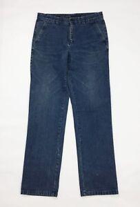 Mastino jeans uomo usato w36 tg 50 gamba dritta comodo denim blu boyfriend T4030
