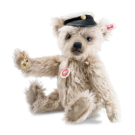 Captain Keith Teddy Bear by Steiff - EAN 006333
