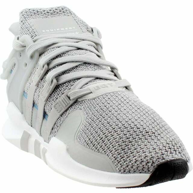 on sale 2e7e9 e65df adidas EQT Support ADV Mens Cq3005 Grey Knit Ripstop Athletic Shoes Size 11
