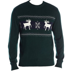 image is loading dockers men 039 s 100 cotton christmas sweater