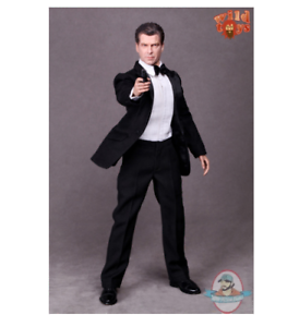 1 6 Sixth Scale MI6 Agent Paul WT21 by Wild Toys