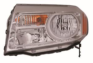 New left driver headlight head light for 2012 2013 2014 2015 Pilot