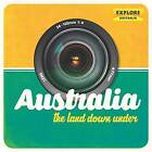 Australia, the Land Down Under by Explore Australia (Hardback, 2015)