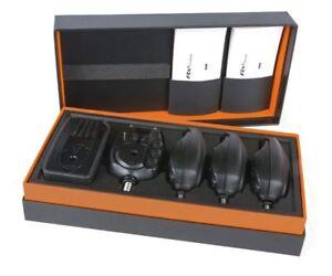 Fox Micro RX+ Alarm Set NEW *2 Rod, 3 Rod or 4 Rod* + FREE Indicator Heads