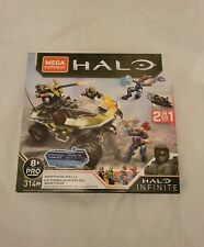 Mega Construx Halo Infinite Vehicle Gnb25 2in1 Warthog Rally New In Box Sealed
