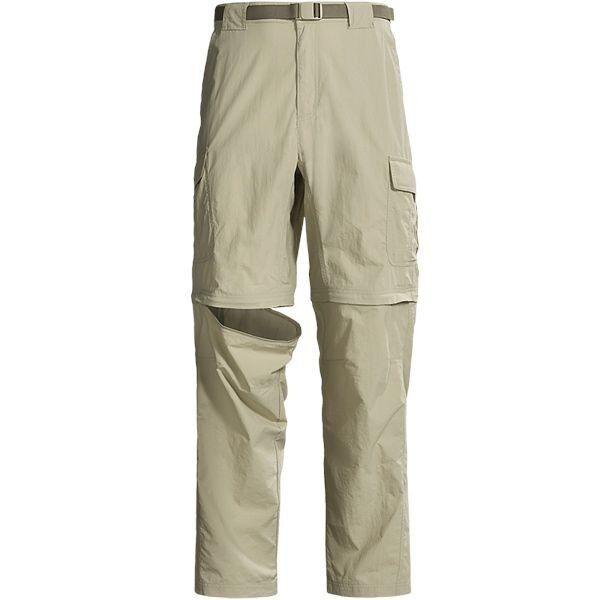 Columbia Deporteswear Kestrel Ridge Para Hombre Converdeible pants shorts  Upf 50 Talla 32  nuevo sádico